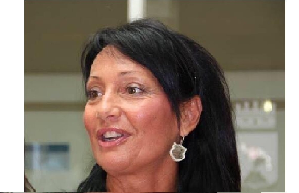 Anna Cisint in campo a favore della sicurezza dei lavoratori