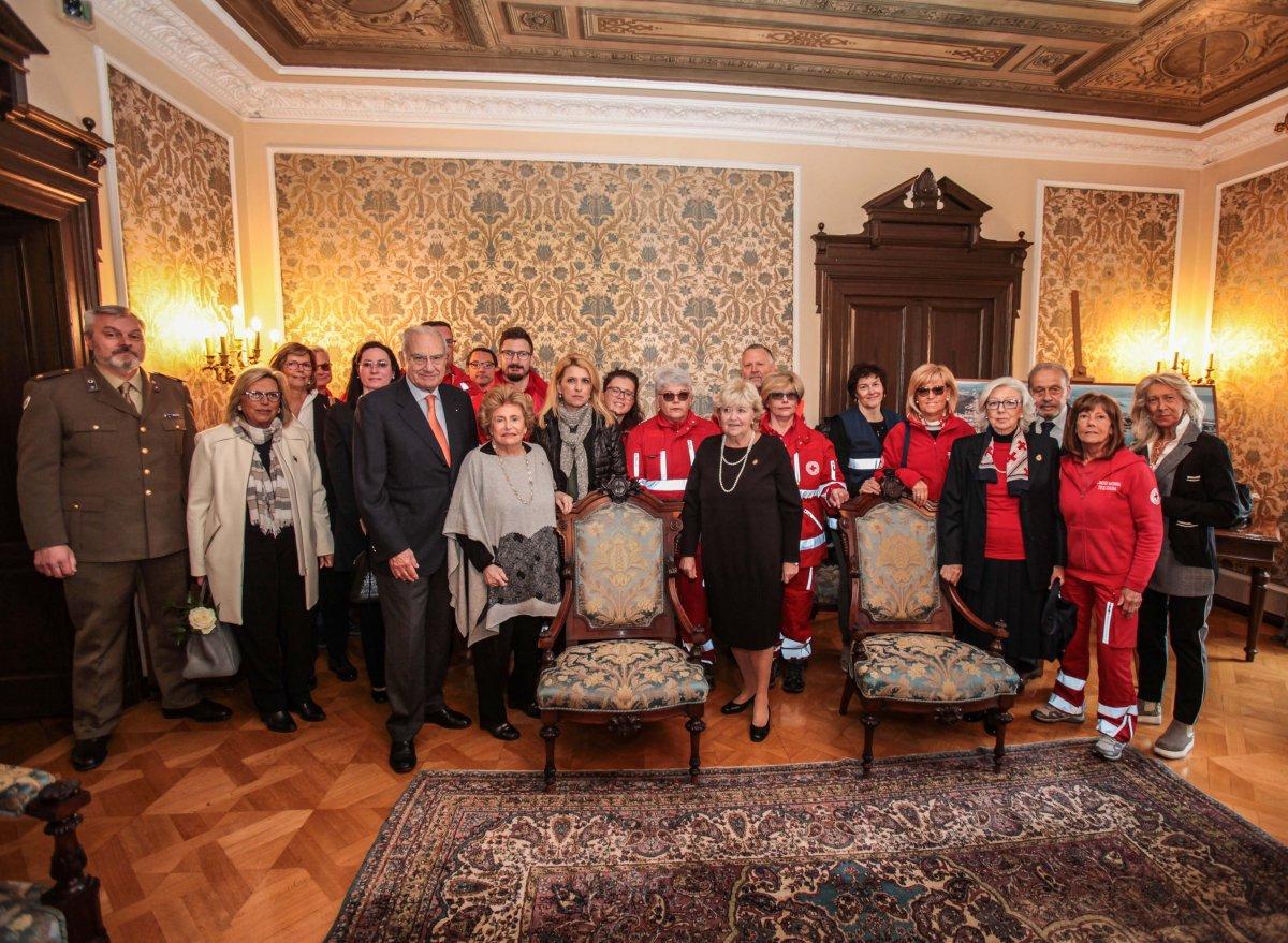 Comitato provinciale di Trieste della Croce Rossa Italiana, medaglia bronzea del Comune