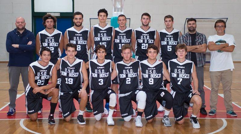 Basket, riparte la stagione del Don Bosco: linea verde e tanto entusiasmo