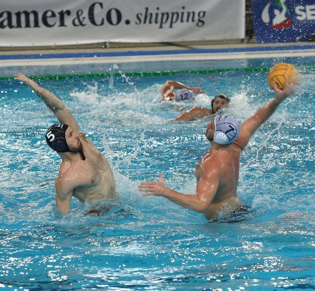 Pallanuoto, A1 maschile: Trieste ospita l'Ortigia Siracusa
