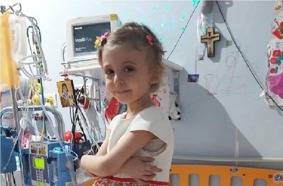Elisa ha disperatamente bisogno di un secondo intervento: appello per trovare il primo donatore
