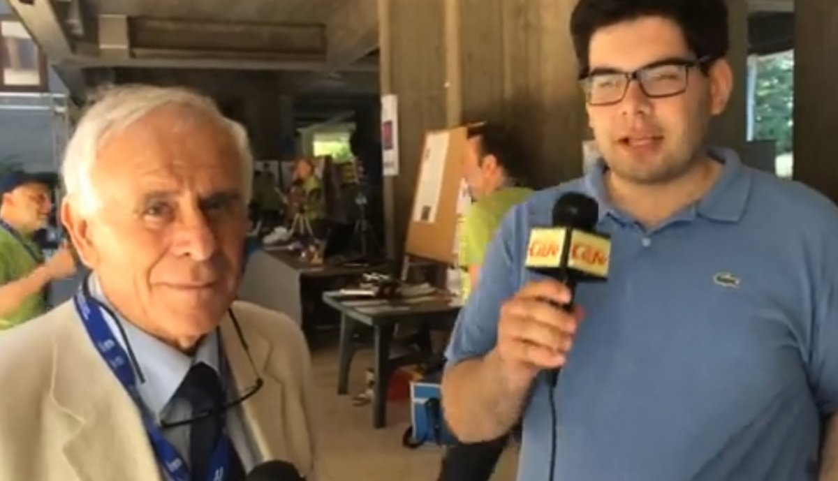 Trieste Mini Maker Faire, intervista a Stefano Fantoni (VIDEO)