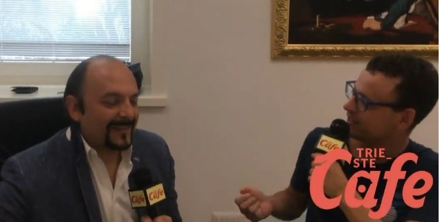 Intervista a Luca Fasan, assessore al marketing territoriale di Monfalcone (VIDEO)