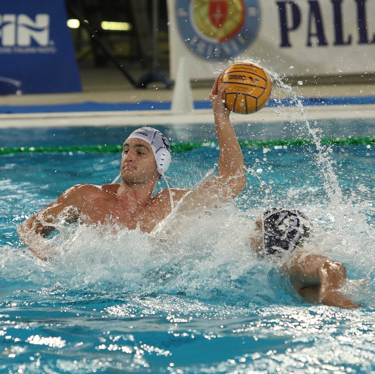 Pallanuoto, A1 maschile: Trieste battuta dalla Florentia