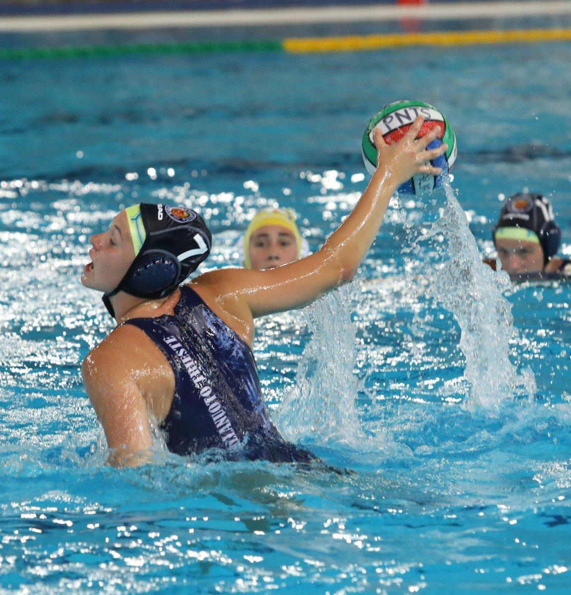 Pallanuoto, finali scudetto under 19 femminile: Trieste si arrende al Bogliasco