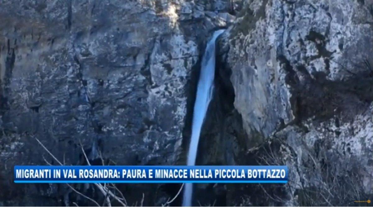 Migranti in Val Rosandra, paura e minacce nella piccola Bottazzo
