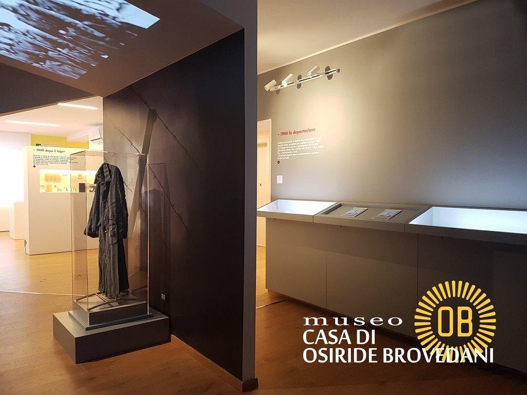 Una notte al Museo nella casa di Osiride Brovedani