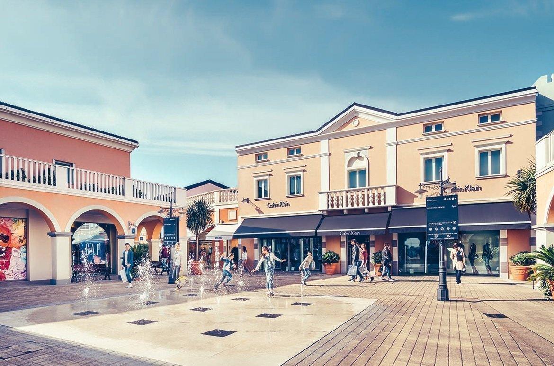 Palmanova Outlet Village, Russia primo mercato di shopping: in forte crescita il turismo israeliano, Cina +25%