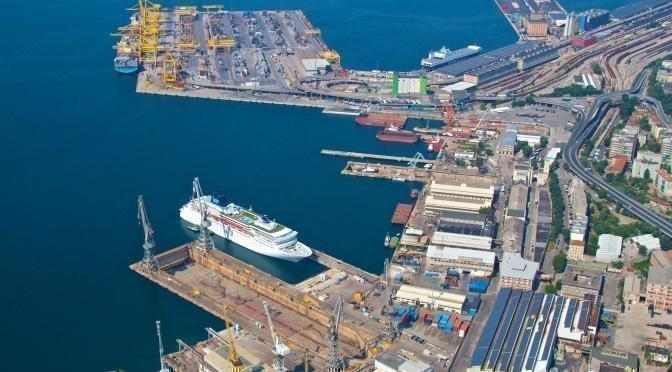 Porto di Trieste i lavori della piattaforma logistica ultimati entro l'anno