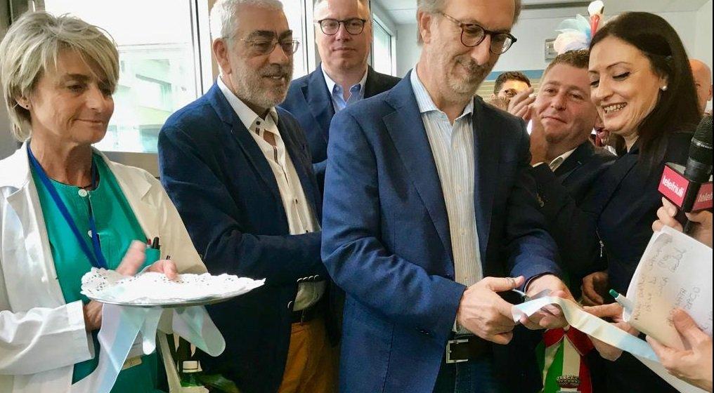 «Riapertura punto nascita Latisana vittoria per Fvg»