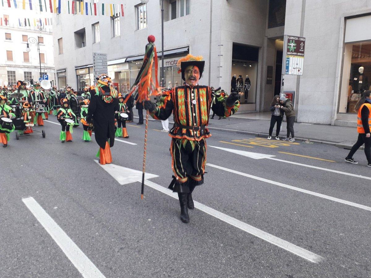 Scomparsa Re Carnevale di Muggia, il cordoglio del Carnevale di Trieste