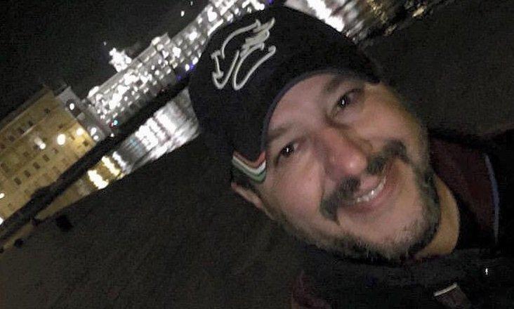 Matteo Salvini: «Trieste spettacolo unico»