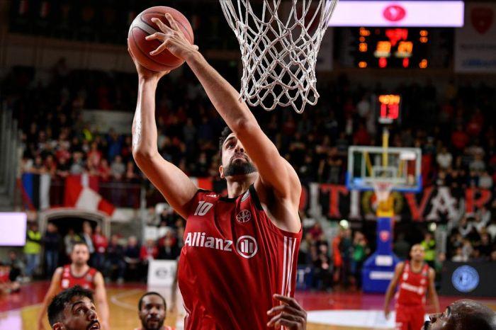 Pallacanestro Trieste sconfitta a Varese, segnali di ripresa