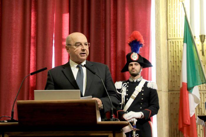 """Apertura Anno Accademico, Dipiazza: «Università sia """"attrattore di cervelli"""" da altri Paesi»"""