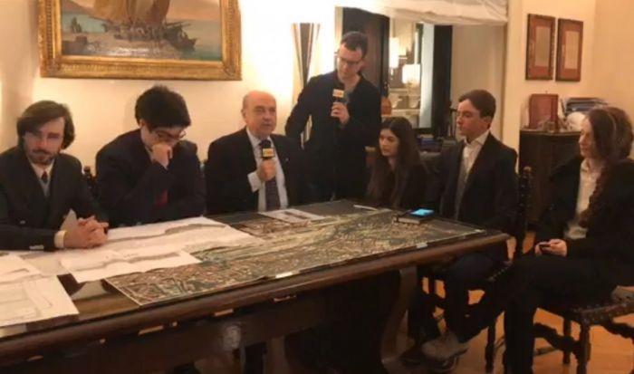 Il sindaco Dipiazza in diretta su Trieste Cafe: lunedì dialogo con i giovani