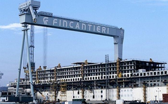 Fincantieri - 2019: ricavi record a euro 5,8 miliardi, ordini per euro 8,7 miliardi e carico di lavoro complessivo di euro 33 miliardi