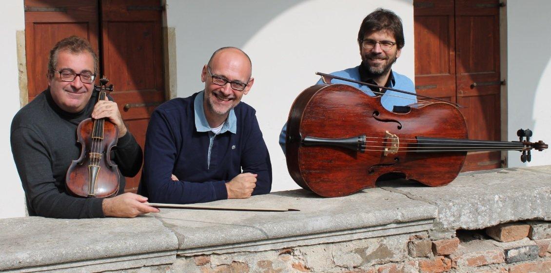 Teatro di Monfalcone, il trio L'Arte dell'Arco rende omaggio al genio di Tartini
