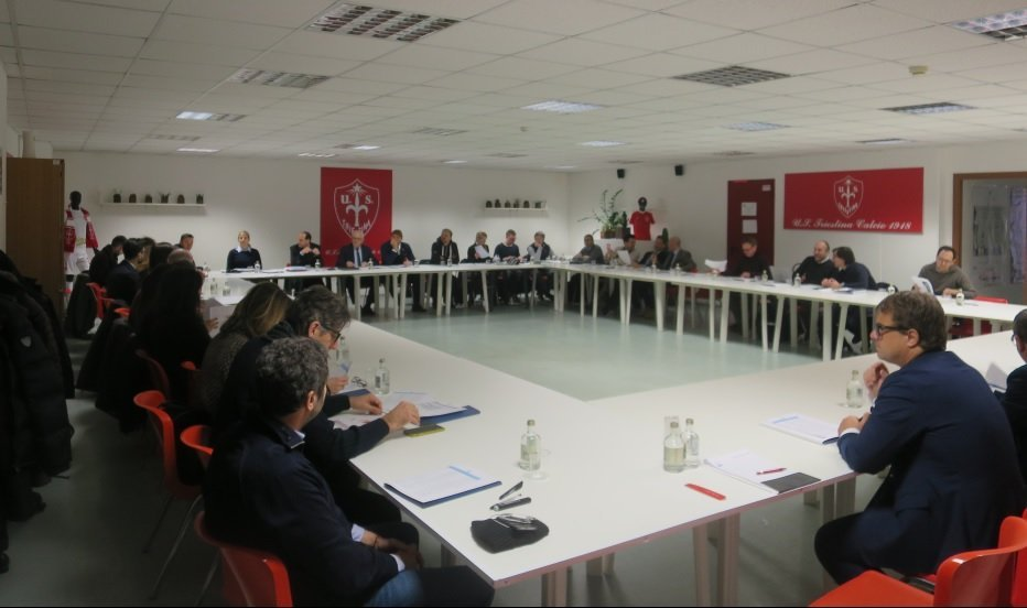 Delegazione Uefa a Trieste, Site Visit 2 al