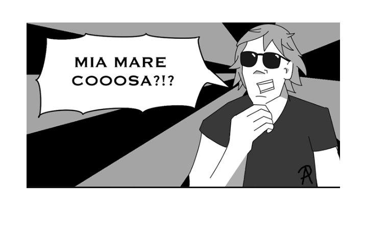 Macete-Mania, Uolter de Borgo diventa un fumetto! La Boba