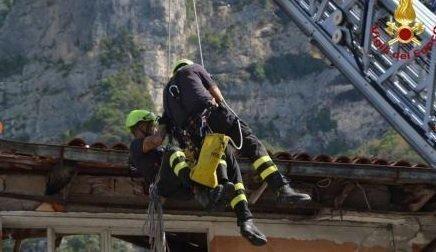 Oggi si celebra Santa Barbara, patrona del Corpo dei vigili del fuoco
